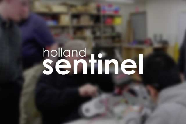 Holland-area robotics teams prepare for space-themed competition